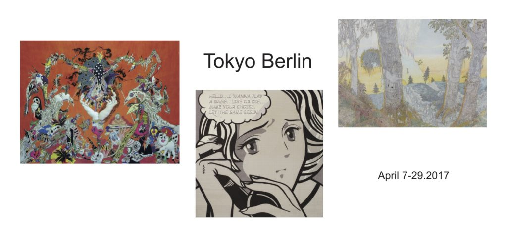 Tokyo-Berlin